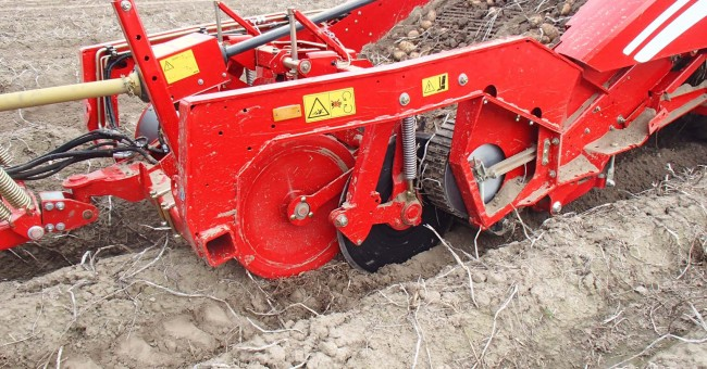 Windrower WR 200