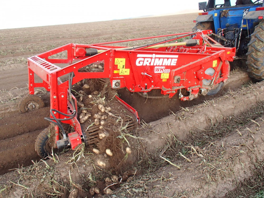 WINDROWER WH 200